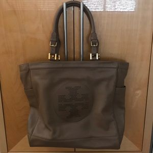 Authentic Tory Burch Kipp Tote